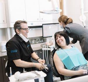 Image clinique - Centre dentaire St-Onge